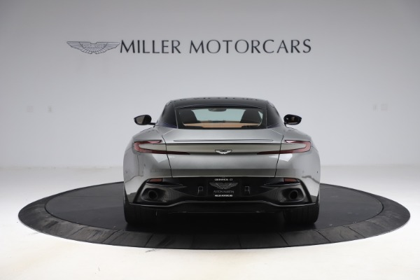 Used 2017 Aston Martin DB11 V12 Coupe for sale $134,900 at Bentley Greenwich in Greenwich CT 06830 5