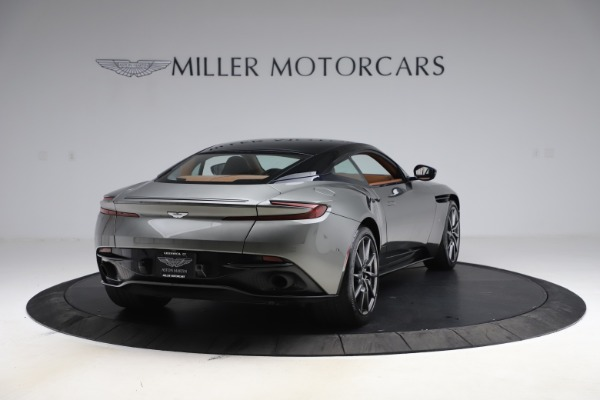 Used 2017 Aston Martin DB11 V12 Coupe for sale $134,900 at Bentley Greenwich in Greenwich CT 06830 6