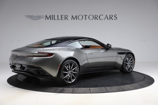 Used 2017 Aston Martin DB11 V12 Coupe for sale $134,900 at Bentley Greenwich in Greenwich CT 06830 7