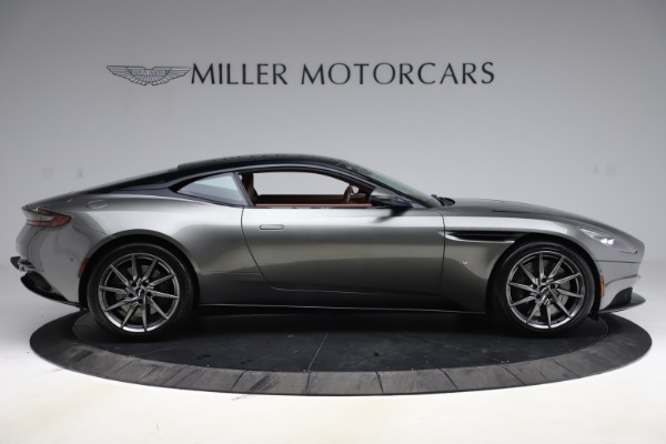 Used 2017 Aston Martin DB11 V12 Coupe for sale $134,900 at Bentley Greenwich in Greenwich CT 06830 8