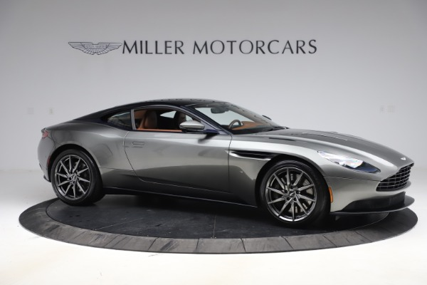 Used 2017 Aston Martin DB11 V12 Coupe for sale $134,900 at Bentley Greenwich in Greenwich CT 06830 9