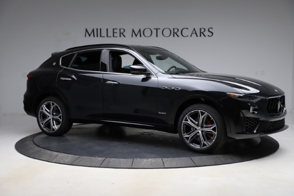 New 2021 Maserati Levante Q4 GranSport for sale $94,985 at Bentley Greenwich in Greenwich CT 06830 10
