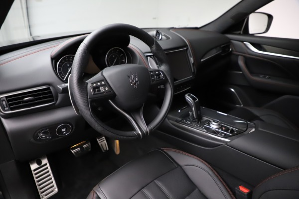 New 2021 Maserati Levante Q4 GranSport for sale $94,985 at Bentley Greenwich in Greenwich CT 06830 13