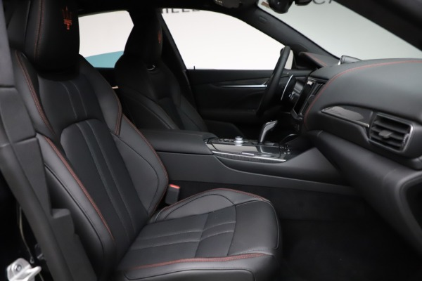 New 2021 Maserati Levante Q4 GranSport for sale $94,985 at Bentley Greenwich in Greenwich CT 06830 22