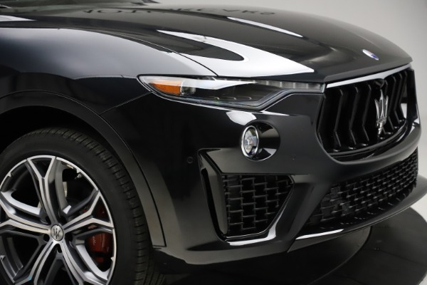 New 2021 Maserati Levante Q4 GranSport for sale $94,985 at Bentley Greenwich in Greenwich CT 06830 26