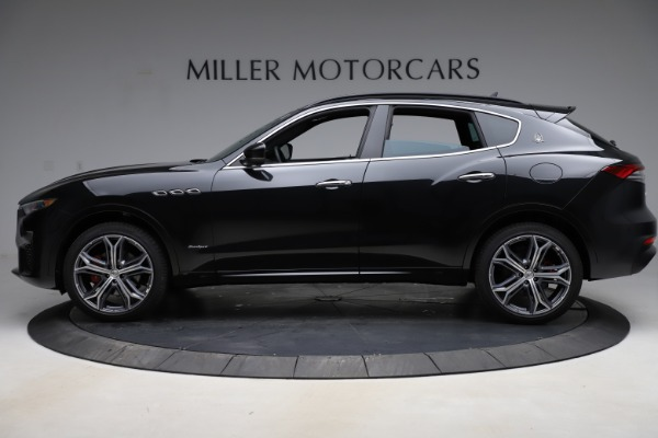 New 2021 Maserati Levante Q4 GranSport for sale $94,985 at Bentley Greenwich in Greenwich CT 06830 3