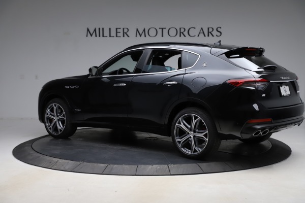 New 2021 Maserati Levante Q4 GranSport for sale $94,985 at Bentley Greenwich in Greenwich CT 06830 4