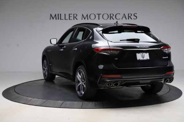 New 2021 Maserati Levante Q4 GranSport for sale $94,985 at Bentley Greenwich in Greenwich CT 06830 5
