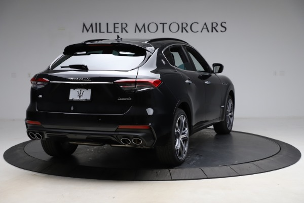 New 2021 Maserati Levante Q4 GranSport for sale $94,985 at Bentley Greenwich in Greenwich CT 06830 7