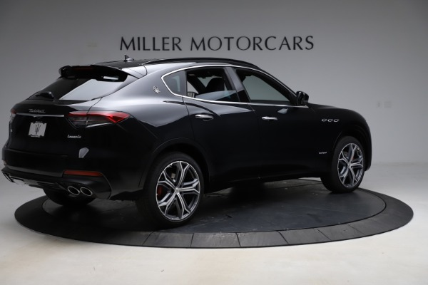 New 2021 Maserati Levante Q4 GranSport for sale $94,985 at Bentley Greenwich in Greenwich CT 06830 8