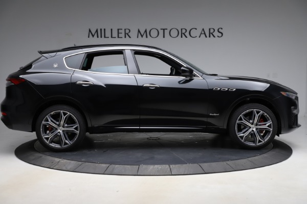 New 2021 Maserati Levante Q4 GranSport for sale $94,985 at Bentley Greenwich in Greenwich CT 06830 9