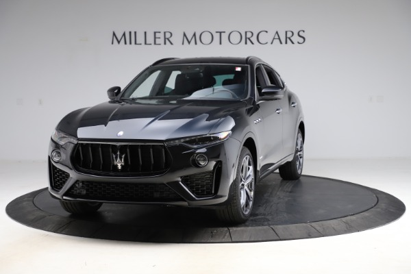 New 2021 Maserati Levante Q4 GranSport for sale $94,985 at Bentley Greenwich in Greenwich CT 06830 1