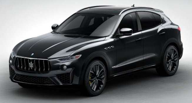 New 2021 Maserati Levante Q4 GranSport for sale $88,285 at Bentley Greenwich in Greenwich CT 06830 1