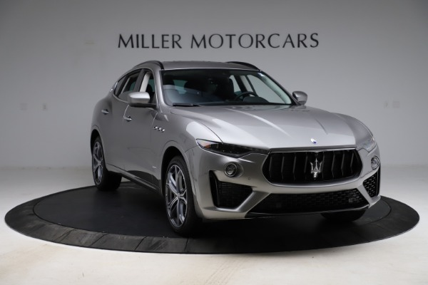New 2021 Maserati Levante Q4 GranSport for sale $93,585 at Bentley Greenwich in Greenwich CT 06830 11