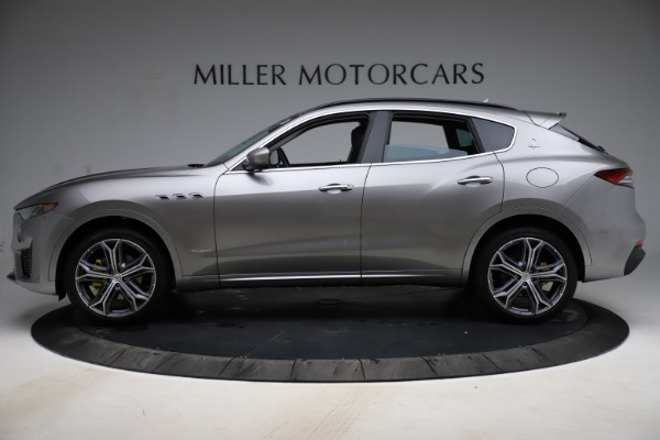 New 2021 Maserati Levante Q4 GranSport for sale $93,585 at Bentley Greenwich in Greenwich CT 06830 3