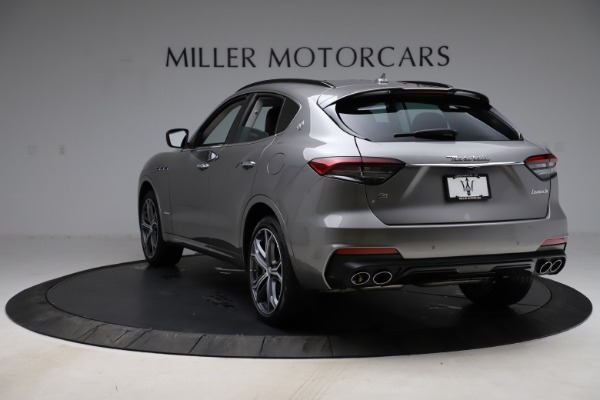 New 2021 Maserati Levante Q4 GranSport for sale $93,585 at Bentley Greenwich in Greenwich CT 06830 4