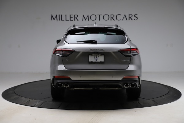 New 2021 Maserati Levante Q4 GranSport for sale $93,585 at Bentley Greenwich in Greenwich CT 06830 6