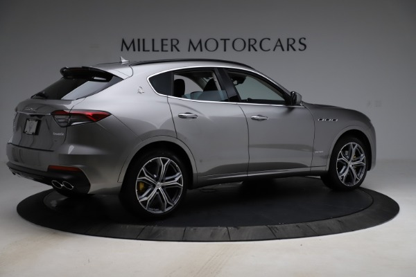 New 2021 Maserati Levante Q4 GranSport for sale $93,585 at Bentley Greenwich in Greenwich CT 06830 8
