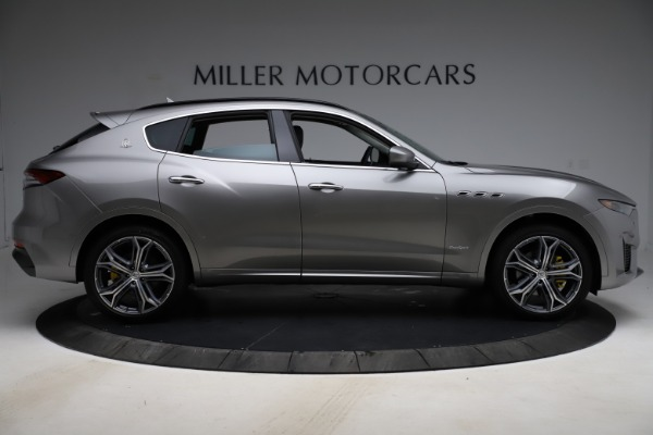 New 2021 Maserati Levante Q4 GranSport for sale $93,585 at Bentley Greenwich in Greenwich CT 06830 9