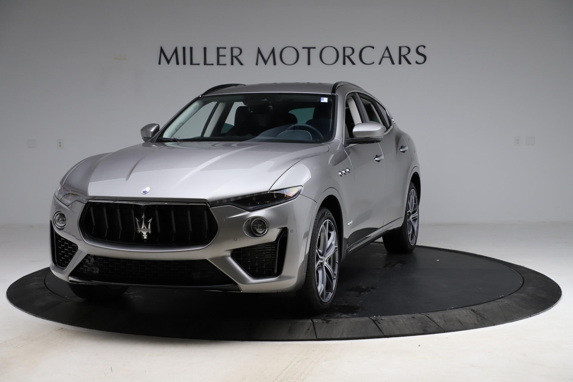 New 2021 Maserati Levante Q4 GranSport for sale $93,585 at Bentley Greenwich in Greenwich CT 06830 1