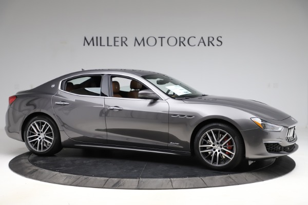 New 2021 Maserati Ghibli S Q4 GranLusso for sale Call for price at Bentley Greenwich in Greenwich CT 06830 10