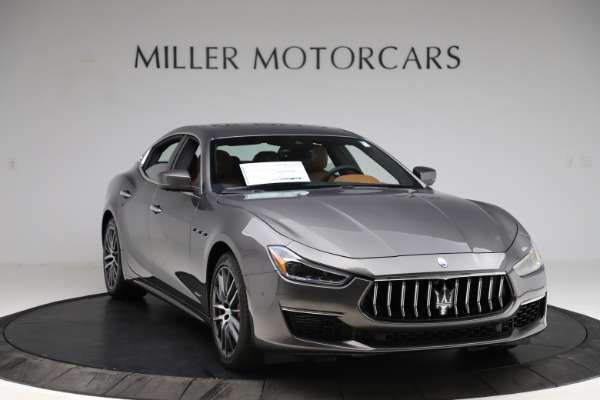 New 2021 Maserati Ghibli S Q4 GranLusso for sale Call for price at Bentley Greenwich in Greenwich CT 06830 11