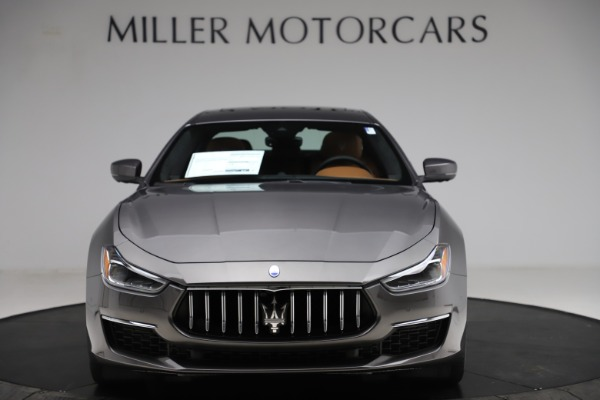 New 2021 Maserati Ghibli S Q4 GranLusso for sale Call for price at Bentley Greenwich in Greenwich CT 06830 12