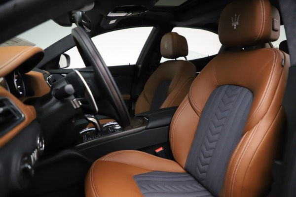 New 2021 Maserati Ghibli S Q4 GranLusso for sale Call for price at Bentley Greenwich in Greenwich CT 06830 15