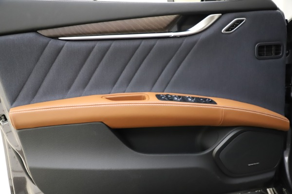 New 2021 Maserati Ghibli S Q4 GranLusso for sale Call for price at Bentley Greenwich in Greenwich CT 06830 18