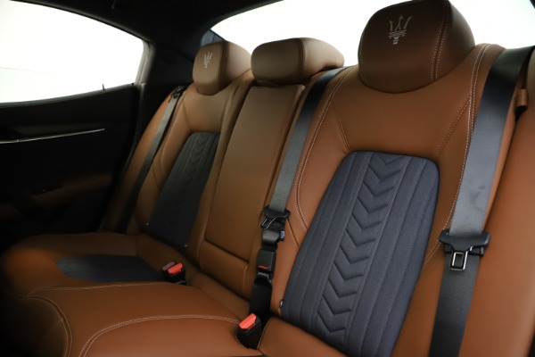 New 2021 Maserati Ghibli S Q4 GranLusso for sale Call for price at Bentley Greenwich in Greenwich CT 06830 21