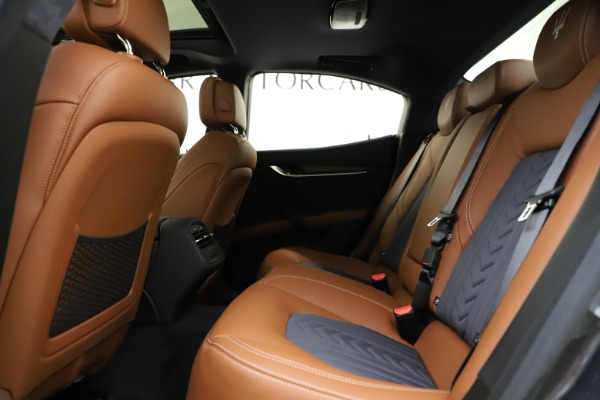 New 2021 Maserati Ghibli S Q4 GranLusso for sale Call for price at Bentley Greenwich in Greenwich CT 06830 22
