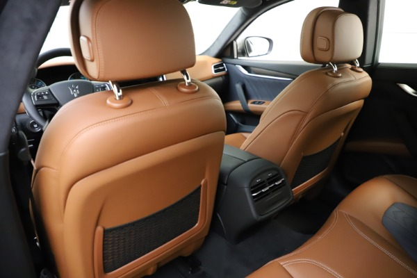 New 2021 Maserati Ghibli S Q4 GranLusso for sale Call for price at Bentley Greenwich in Greenwich CT 06830 23