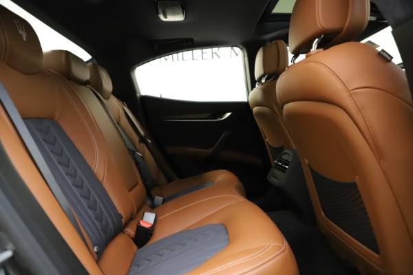 New 2021 Maserati Ghibli S Q4 GranLusso for sale Call for price at Bentley Greenwich in Greenwich CT 06830 28