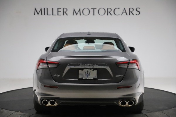 New 2021 Maserati Ghibli S Q4 GranLusso for sale Call for price at Bentley Greenwich in Greenwich CT 06830 6
