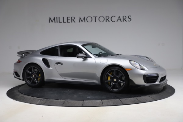 Used 2019 Porsche 911 Turbo S for sale $177,900 at Bentley Greenwich in Greenwich CT 06830 10