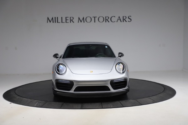 Used 2019 Porsche 911 Turbo S for sale $177,900 at Bentley Greenwich in Greenwich CT 06830 12