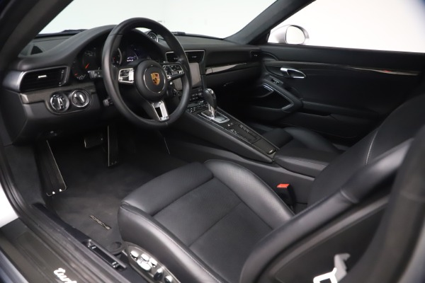 Used 2019 Porsche 911 Turbo S for sale $177,900 at Bentley Greenwich in Greenwich CT 06830 16
