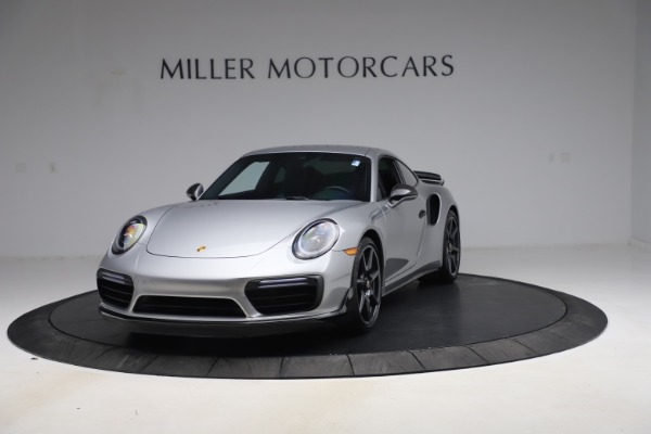 Used 2019 Porsche 911 Turbo S for sale $177,900 at Bentley Greenwich in Greenwich CT 06830 2