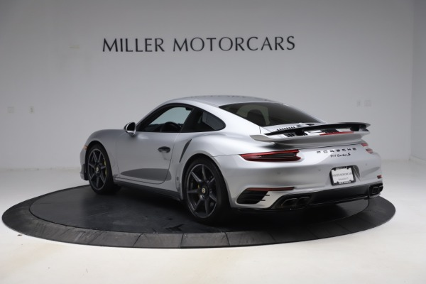 Used 2019 Porsche 911 Turbo S for sale $177,900 at Bentley Greenwich in Greenwich CT 06830 5