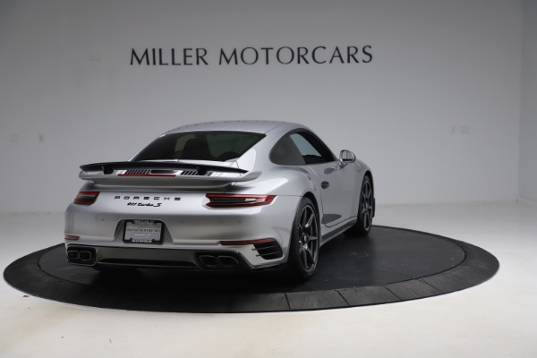 Used 2019 Porsche 911 Turbo S for sale $177,900 at Bentley Greenwich in Greenwich CT 06830 7