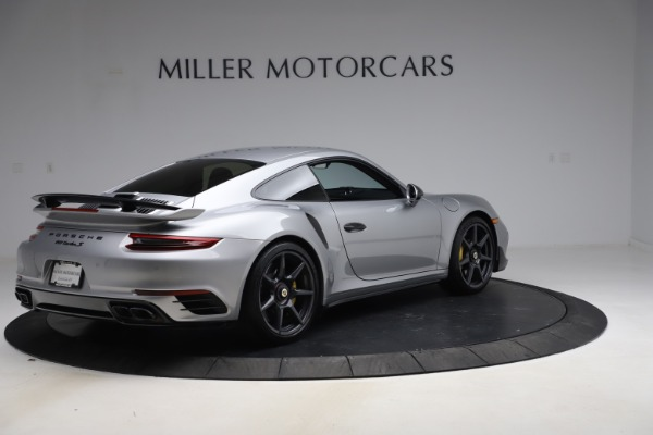 Used 2019 Porsche 911 Turbo S for sale $177,900 at Bentley Greenwich in Greenwich CT 06830 8
