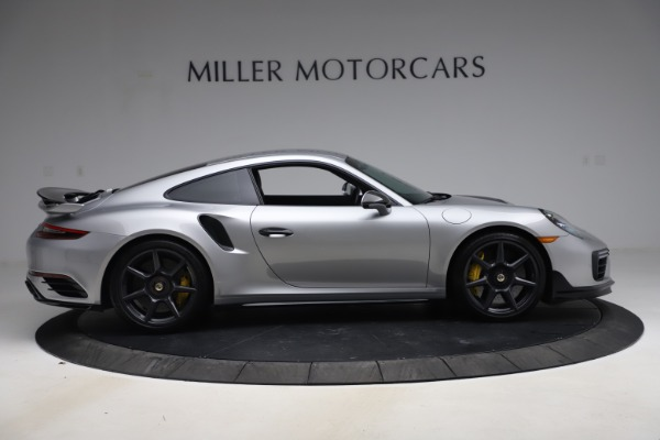 Used 2019 Porsche 911 Turbo S for sale $177,900 at Bentley Greenwich in Greenwich CT 06830 9