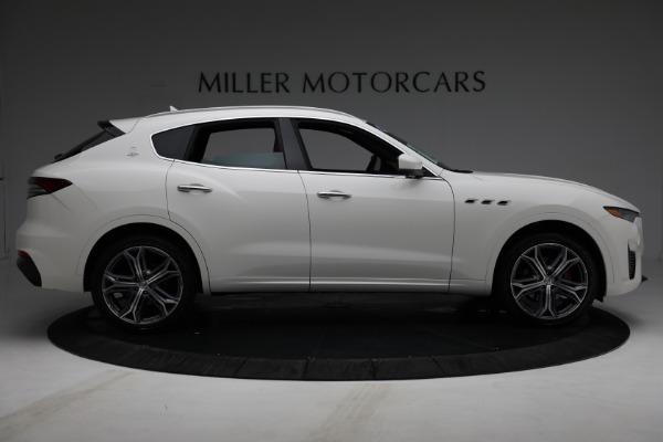 New 2021 Maserati Levante Q4 for sale $85,625 at Bentley Greenwich in Greenwich CT 06830 10
