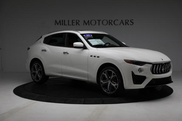 New 2021 Maserati Levante Q4 for sale $85,625 at Bentley Greenwich in Greenwich CT 06830 11