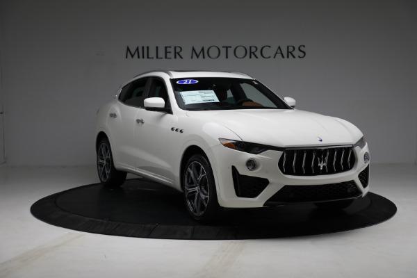 New 2021 Maserati Levante Q4 for sale $85,625 at Bentley Greenwich in Greenwich CT 06830 12