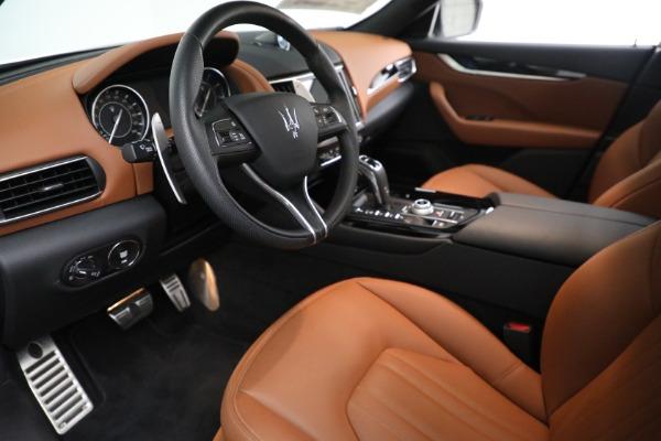 New 2021 Maserati Levante Q4 for sale $85,625 at Bentley Greenwich in Greenwich CT 06830 14
