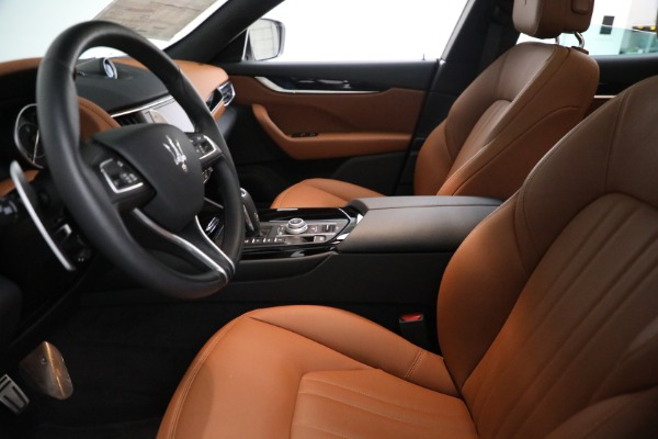 New 2021 Maserati Levante Q4 for sale $85,625 at Bentley Greenwich in Greenwich CT 06830 15