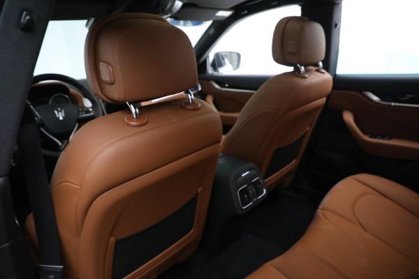 New 2021 Maserati Levante Q4 for sale $85,625 at Bentley Greenwich in Greenwich CT 06830 18