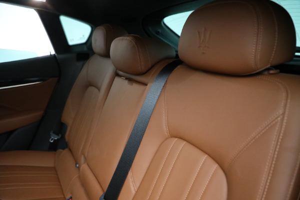 New 2021 Maserati Levante Q4 for sale $85,625 at Bentley Greenwich in Greenwich CT 06830 20