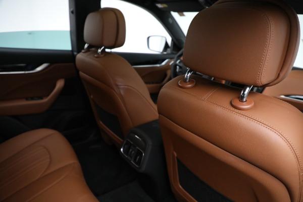 New 2021 Maserati Levante Q4 for sale $85,625 at Bentley Greenwich in Greenwich CT 06830 25